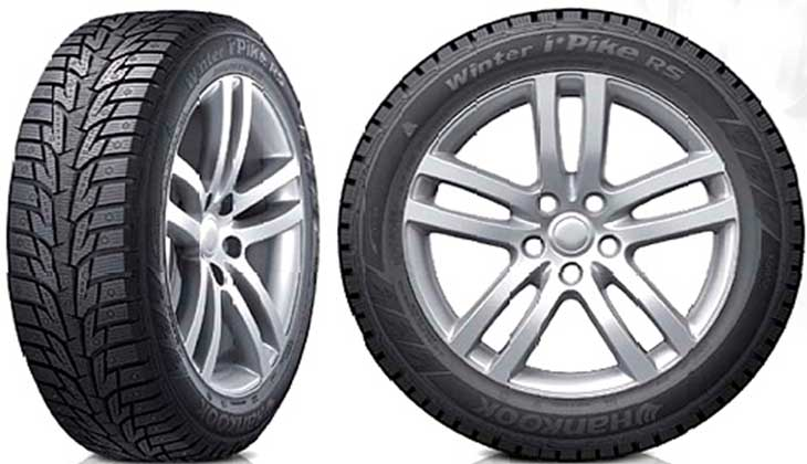 Hankook WinterI Pike RSW419